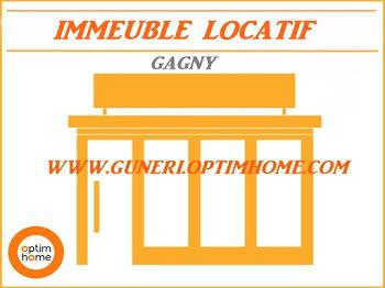 locaux professionels à Gagny (93)