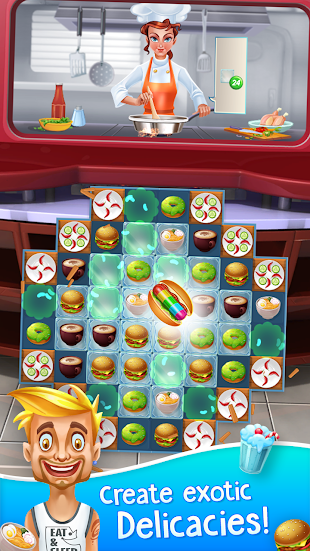 Superstar Chef- screenshot thumbnail