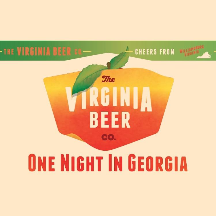 Logo of Virginia Beer Co. One Night In Georgia
