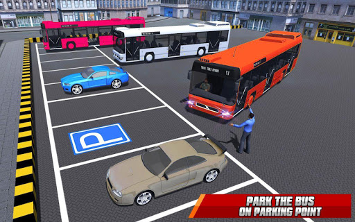 Tourist Drive Bus Parking Simulator 1.3 screenshots 1
