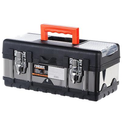 Ящик для инструментов Finder 36х16х16 см