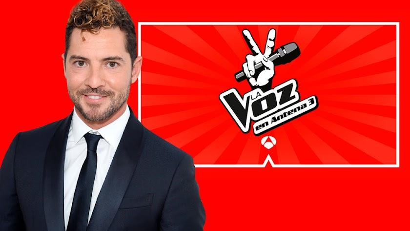 David Bisbal, primer coach confirmado de \'La Voz Kids\'.