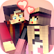 ラブストーリークラフト:女の子向けのデートシミュレータゲーム ❤️