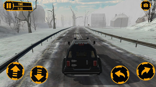 Uphill Mountain Offroad Driver game (apk) free download for Android/PC/Windows screenshot