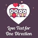 Love Test for One Direction icon
