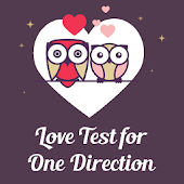 Love Test for One Direction