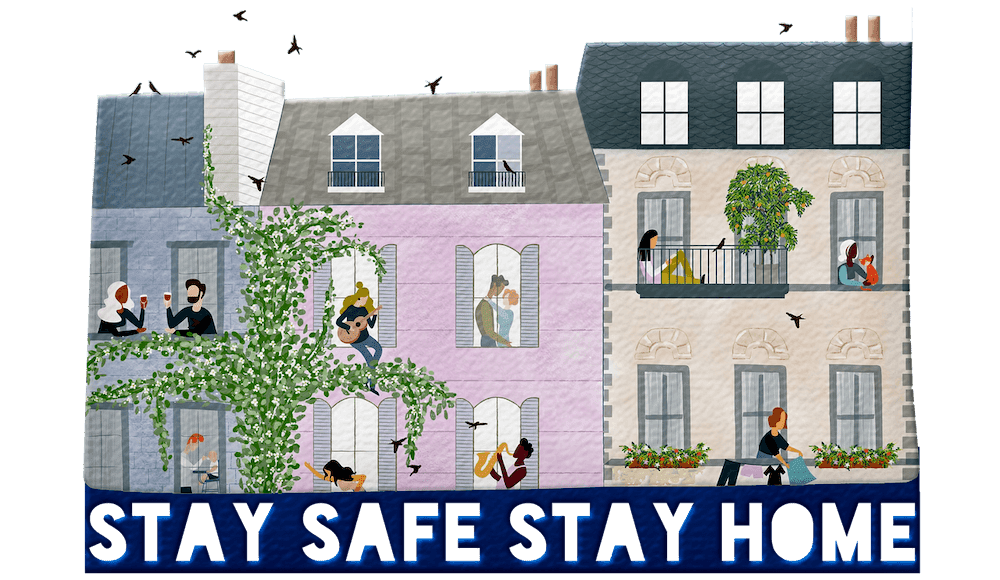 stay safe stay home sign.png
