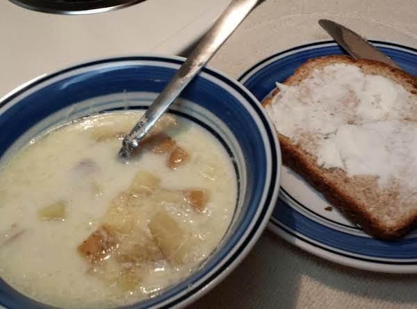 Potato Soup For My Husband Recipe