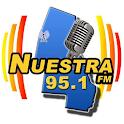 Fm Nuestra La Paz 95.1 Mhz icon