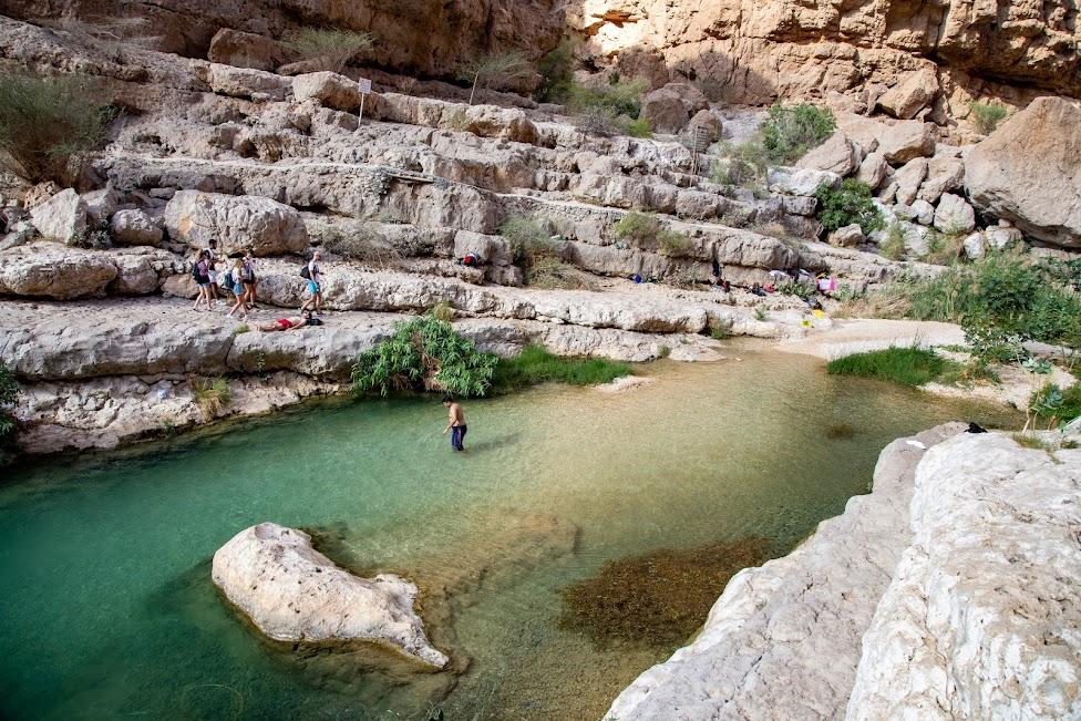 Wadi Ash Shab, Oman