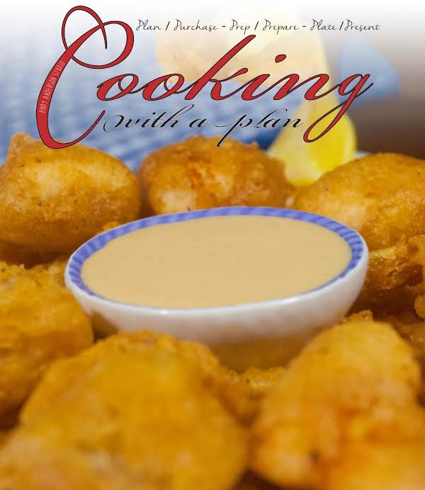 Deep Fried Catfish Bites With A Kickback Sauce Recipe