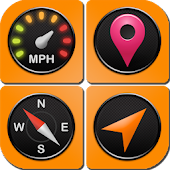 GPS Tools™ - Speedometer, Compass, Weather & More