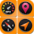 GPS Tools® - Find, Measure, Navigate & Explore file APK for Gaming PC/PS3/PS4 Smart TV