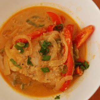 Spicy Fish Thai Soup