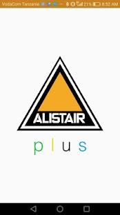 Alistair Plus - náhled