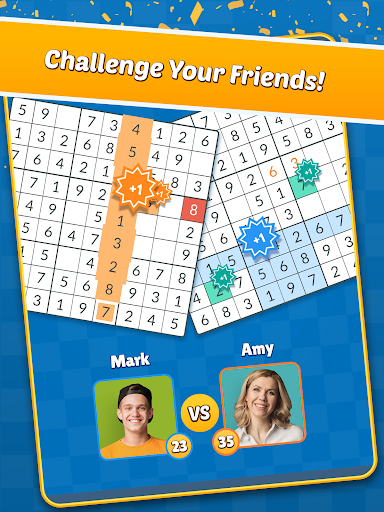 Sudoku Friends - Multiplayer Puzzle Game android2mod screenshots 14