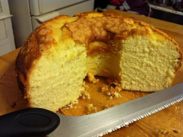 Baptist Pound Cake Recipe