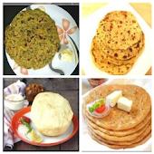 100+ Roti Paratha Recipes In Gujarati Android APK Download Free By Pingixsoft