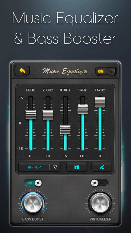 Equalizer Music Bass Booster Android Apps On Google Play