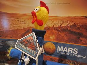 Photo: Hey look, I'm on Mars!