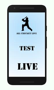 All Cricket ( Live ) - náhled