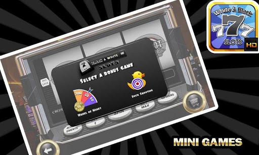 White n Black Slot Machine 1.0.7 screenshots {n} 5