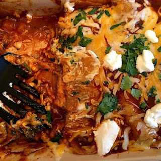 Chicken Enchiladas Flour Tortillas Enchilada Sauce Recipes