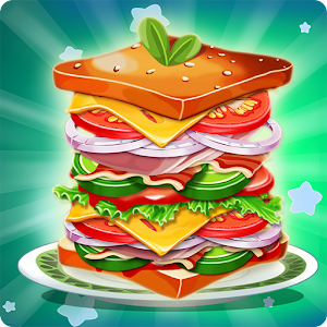 Sandwich Maker-Food Shop Mania for PC and MAC