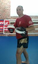 Photo: Trener i koordynator pracy szkoleniowej w SKF Boksing Zielona Góra