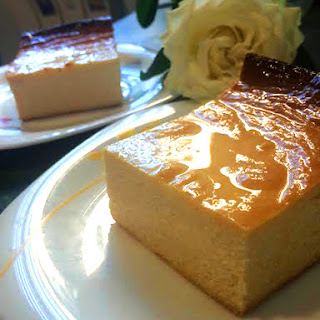 Law fat Cottage cheese casserole