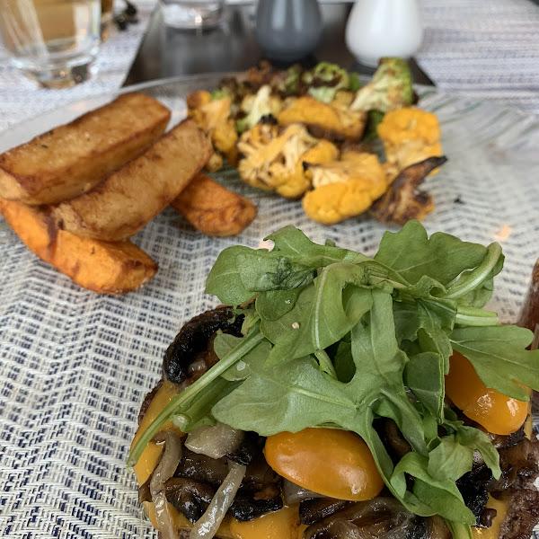 Wagu burger