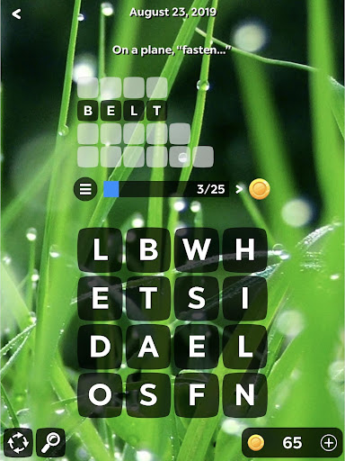 Word Bits: A Word Puzzle Game  screenshots 6