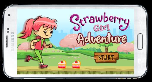 Strawberry Girl Adventure