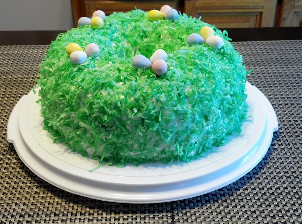 Coconut Snow Cake Recipe