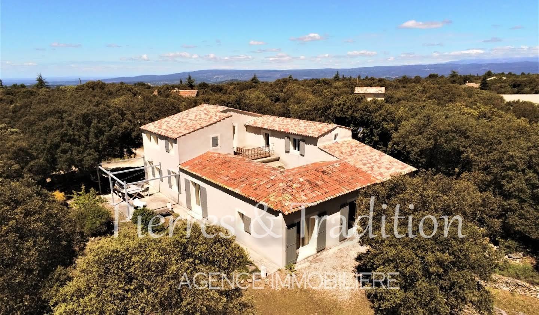 Maison avec terrasse Bonnieux