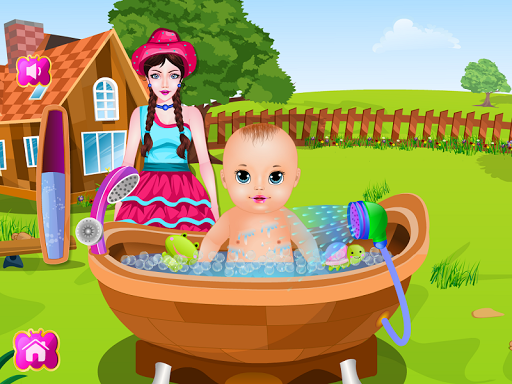 無料休闲Appのカントリーママの赤ちゃんゲーム|記事Game