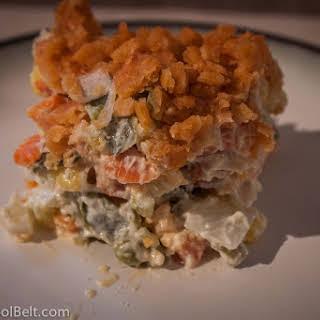 Mixed Vegetable Casserole Recipes.