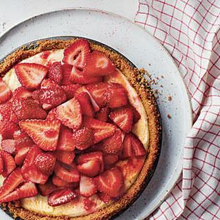 Strawberry-Orange Tart