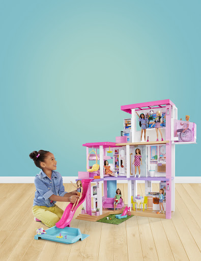 The Barbie DreamHouse Just Got a Makeover & The Home Edit Is Helping Her Move In