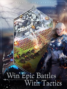 Rise of the Kings MOD Apk 1.6.3 (Unlimited Gems) 3