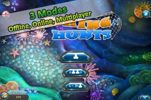 Fishing Hunts Online