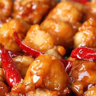 Easy General Tso's Chicken.