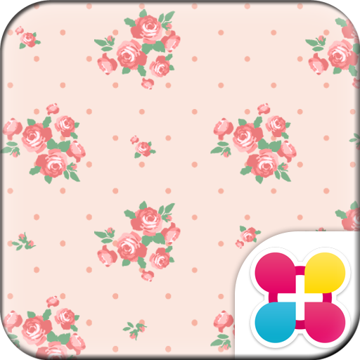 Flower Wallpaper Petite Rose Icon