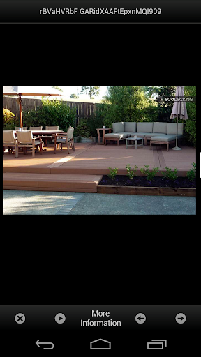 Decking Garden Design Ideas