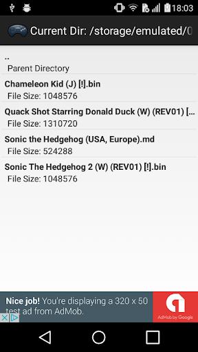 AndroGens 1.12 screenshots 6
