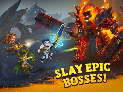 Hero Wars – Hero Fantasy Multiplayer Battles Screenshot