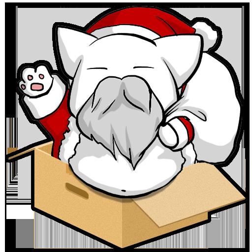 Flying Santa Cat file APK Free for PC, smart TV Download
