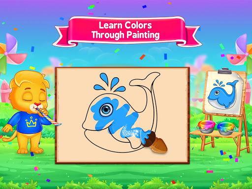 Colors & Shapes - Kids Learn Color and Shape screenshots 11