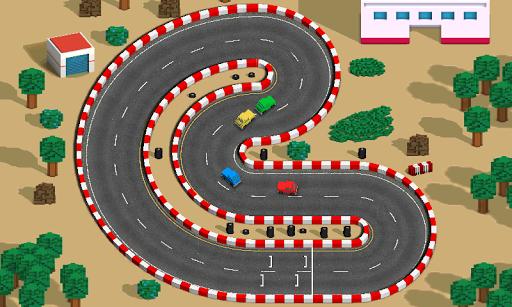 Voxel Racing - Online Rivals