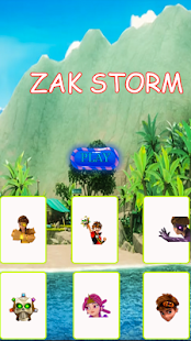 The super pirate memory: Zak the sturm - náhled